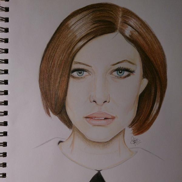 Emma Willis par chalittlefairy